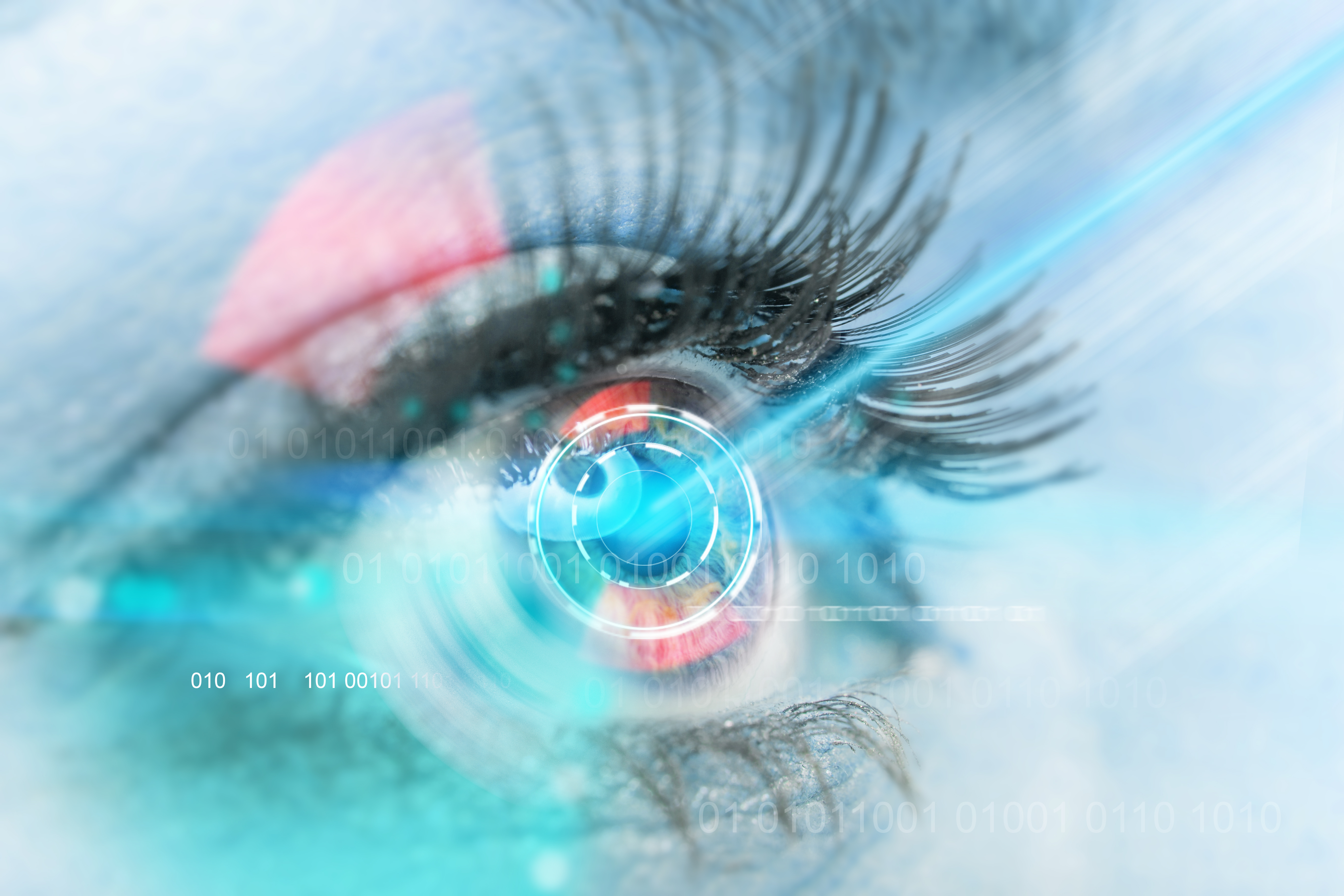 eye scan interface - copyrighted by Lukas Gojda at stock.adobe.com-ID 88816746